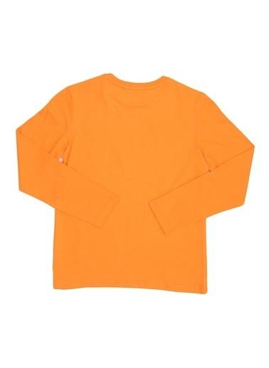 Funky Rocks Tişört Oranj